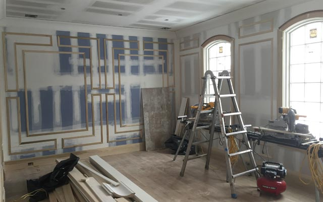 Interior contractors in Dubai, F&B interior design companies, office interior design dubai LDFitouts