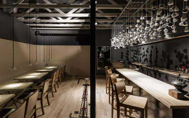 Restaurant fit out contractors Dubai, Restaurant interior design Dubai LDFitouts Thumbnail